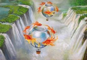 Goldfish XXXIV