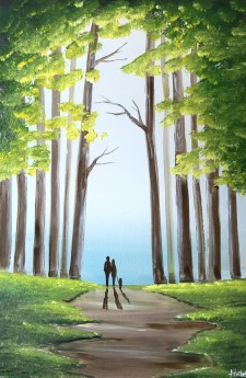 Green Woodland Walk