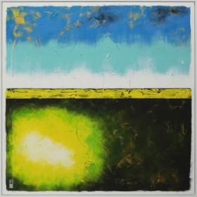 XL - Mr. Greenfield Blue Sky - Incl Frame