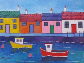 Ayrshire Harbour