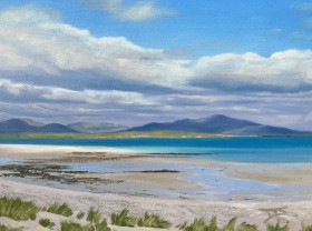 Isle of Berneray in the Outer Hebrides