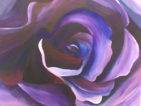 Purple Rose Solo