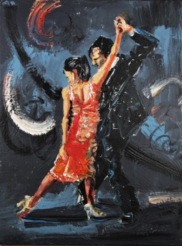 Jive Ballroom Dance 752