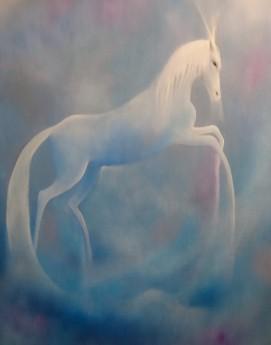 KELPIE FAIRY HORSE
