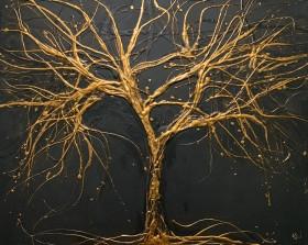 Midas Gold Tree