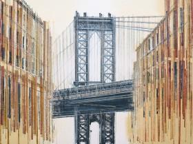 New York - The Manhattan Bridge