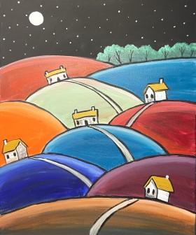 Night Hills