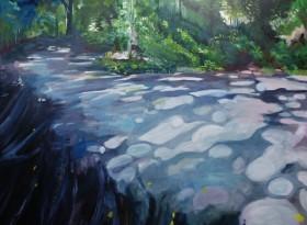 Sun-dappled Path, Epping Forest