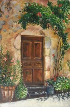 The Gate (Framed)