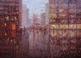 CityScape Rain City