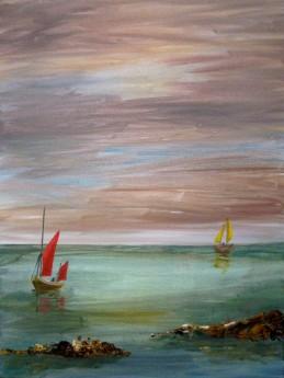 Sailing through the Rocks