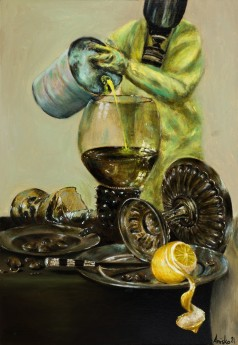 Still Life with a Dash of Pesticides
