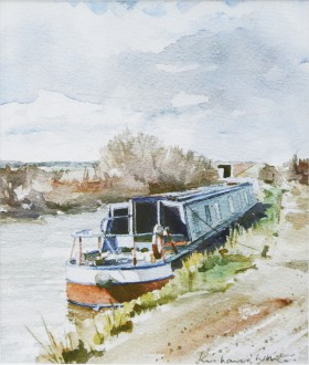 Stratford Canal Unframed