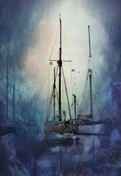 Tall Ships in Brixham