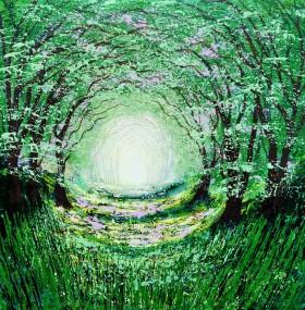Tangle Wood Path