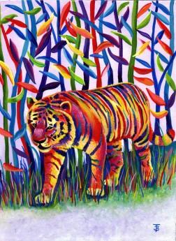 The Tigers Walk