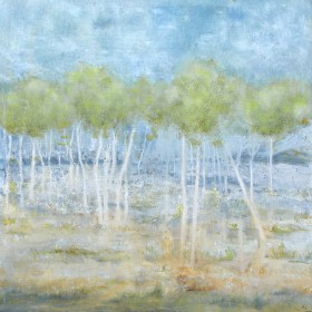 Trees And Sea