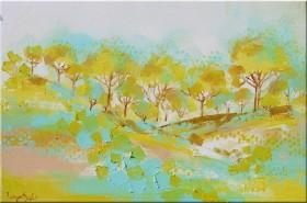 Golden Landscape 2