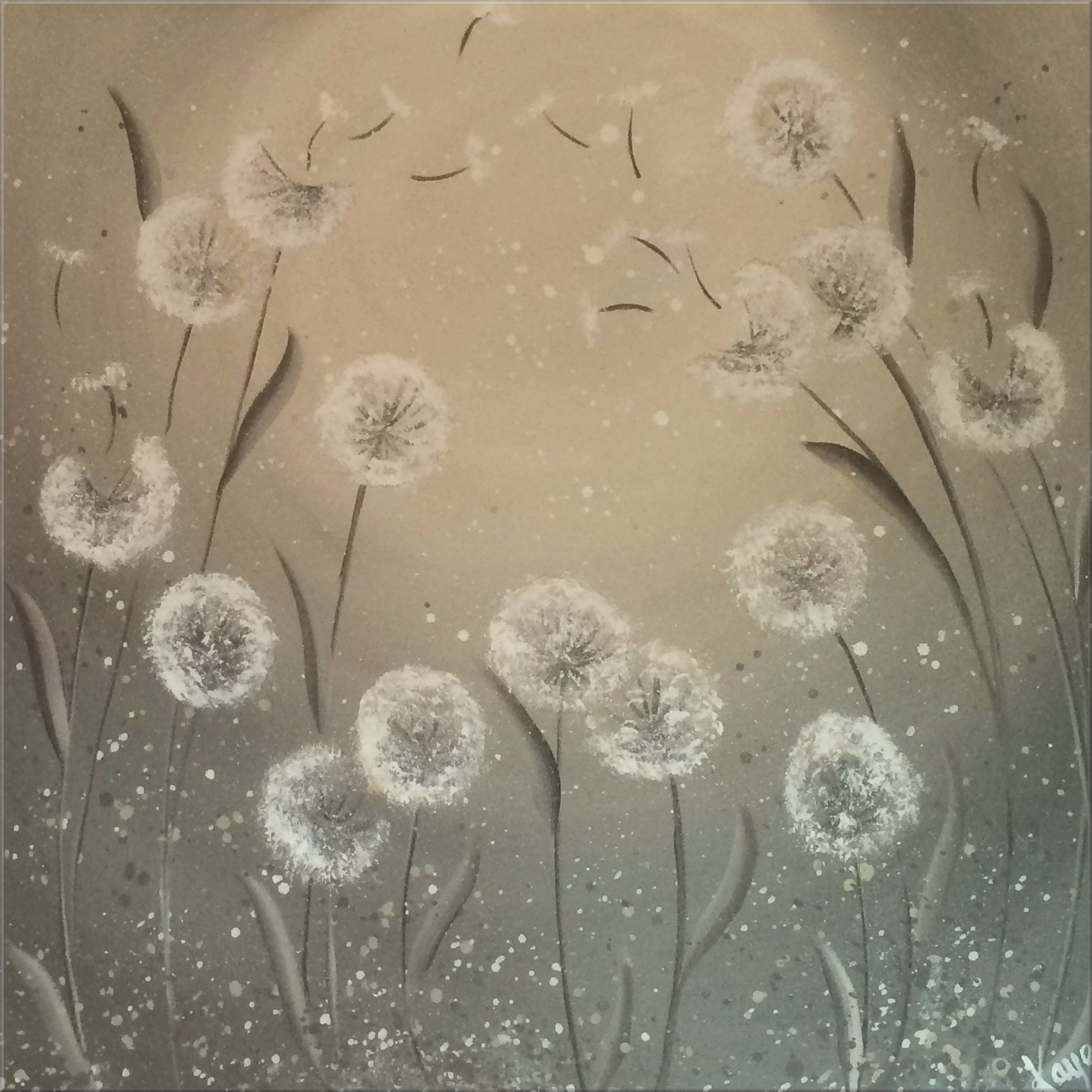 Dandelion Dance by Kaye Lake