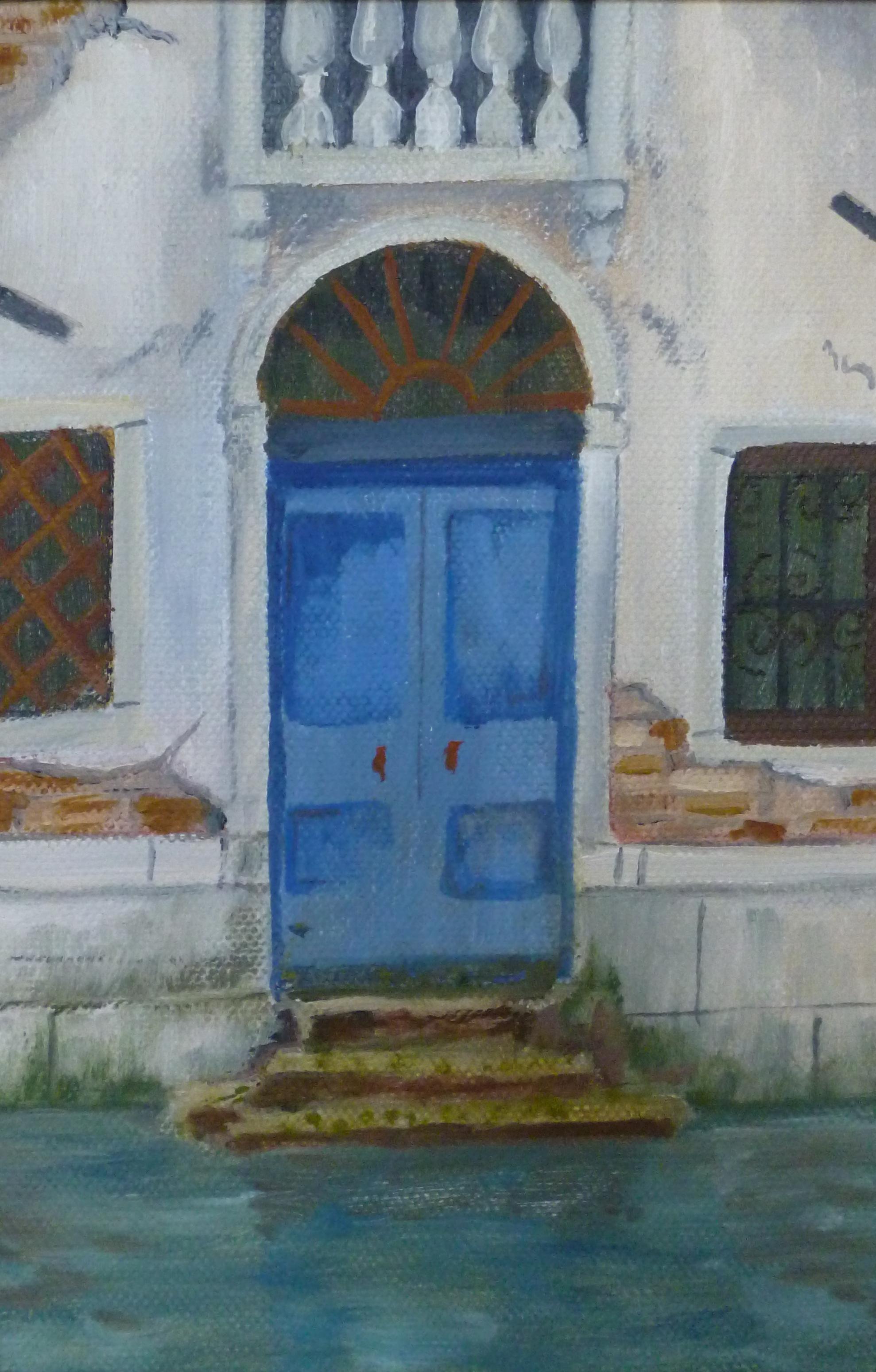 La porta azzurra venice by maddalena pacini for La porta media
