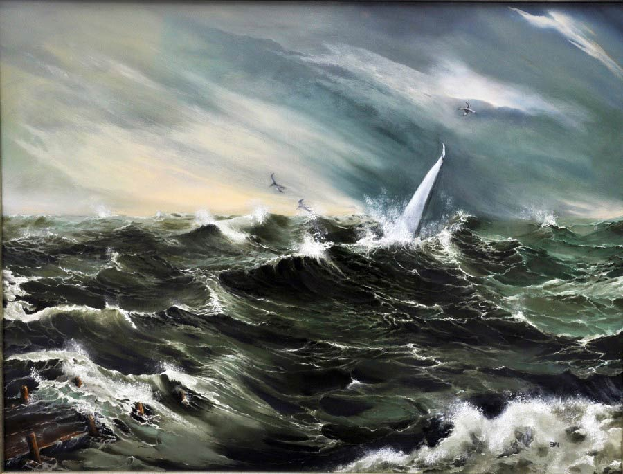 Seascape Artwork