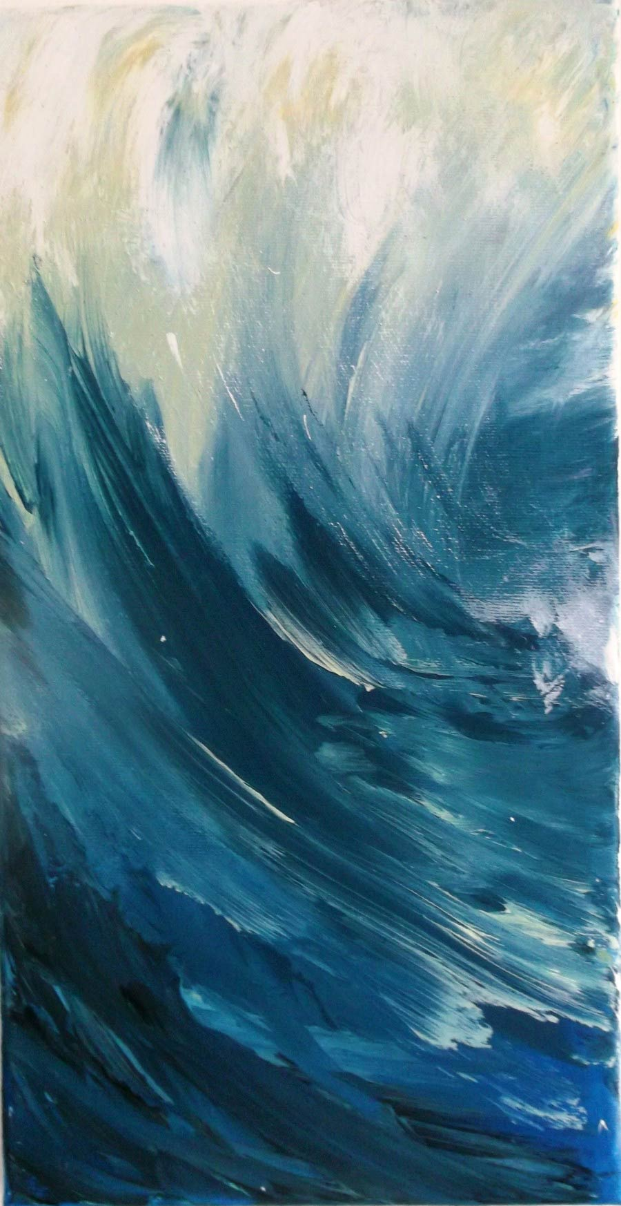 Seascape Artwork by Laurence Chandler