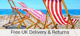 Free UK Delivery & Free Returns