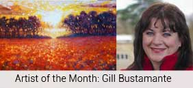 Gill Bustamante Paintings