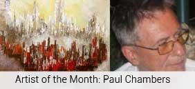 Paul Chambers Paintings