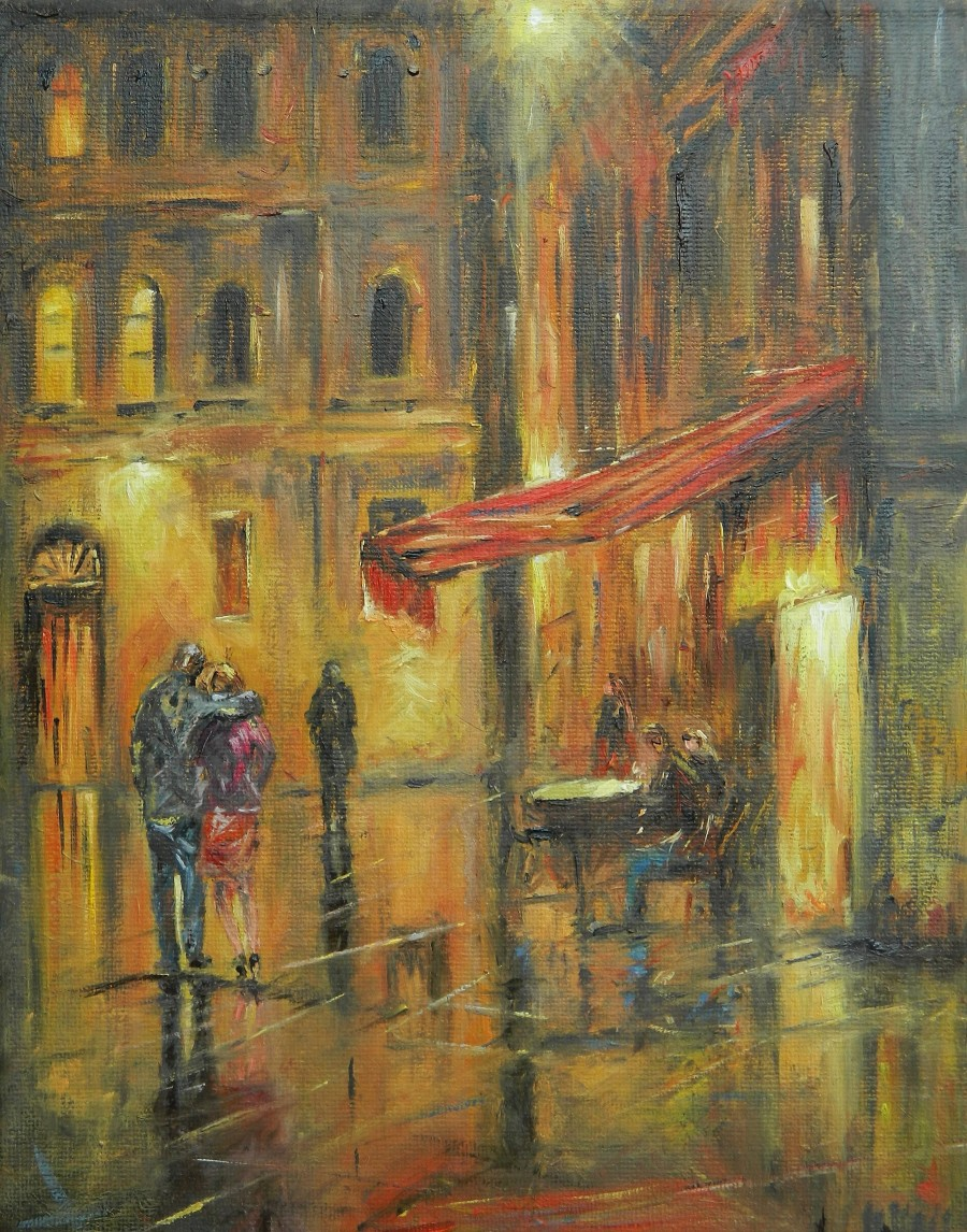 Love cityscapes, you'll love Art2Arts