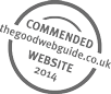 Good website guide commended badge