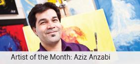 Aziz Anzabi Paintings