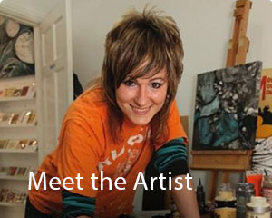 Irina Rumyantseva meet the artist image