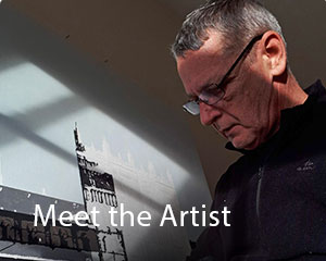 Simon Fairless meet the artist image