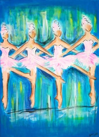 The Four Little Swans