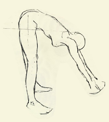 Small nude bending main image