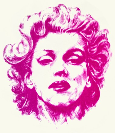 Marilyn in cerise main image