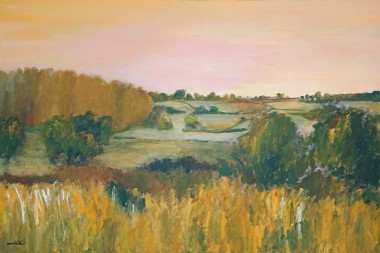 October Fields Cambridgeshire