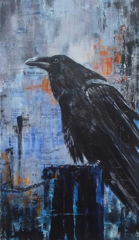 Black Crow Blues