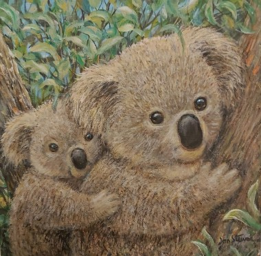 Koalas fullview