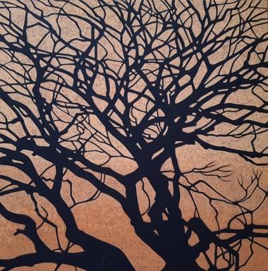 Winter trees #7