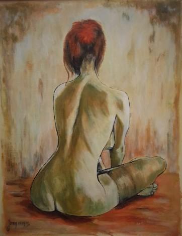 #Nude #artdeco #woman #erotic #model