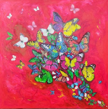 My Butterfly Bouquet to You