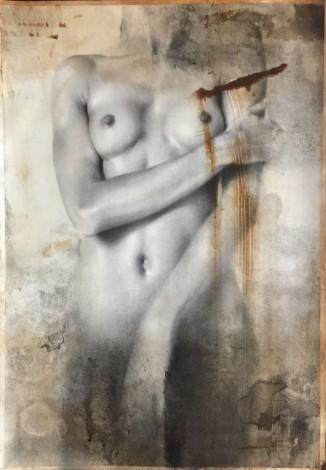 Nude, nude drawing,contemporary artwork,charcoaldrawing, charcoalart