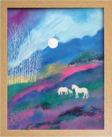 Wild Pony Moon
