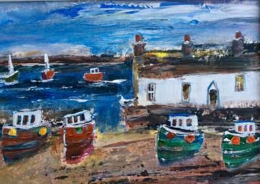Pebble Harbour