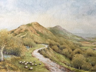 From Worcestershire Beacon to the British Camp