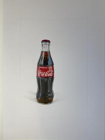 Coke A3 drawing