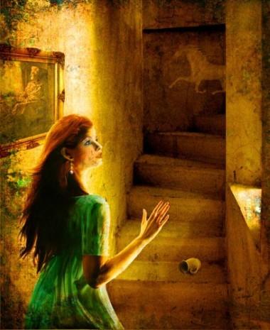 A Distant Call by Van Renselar