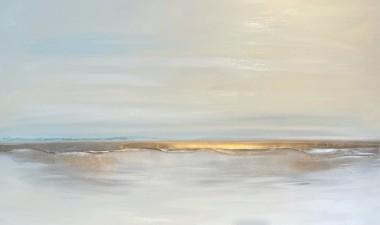 Shimmering Coastline